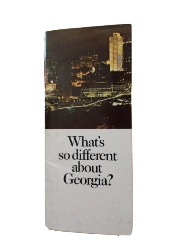 Vintage Brochure: