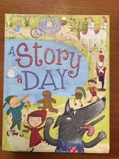 365 Kids Stories - A story a day book