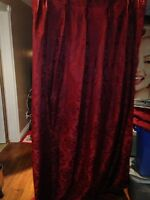 3 panel curtains