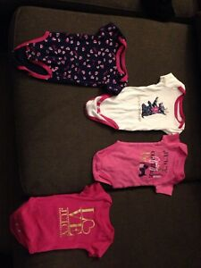 0-3 month Juicy onesies