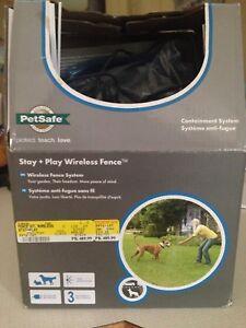 Wireless fence