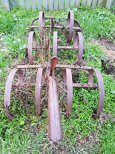 Antique Horse Drawn Plough Stanthorpe Southern Downs Preview