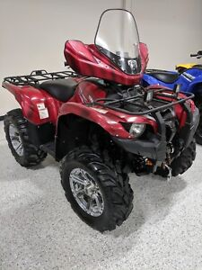 2012 Yamaha GRIZZLY 700 EPS LE! WE FINANCE! TRADES WELCOME