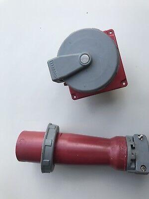Hubbell Socket Plug 5 Pin