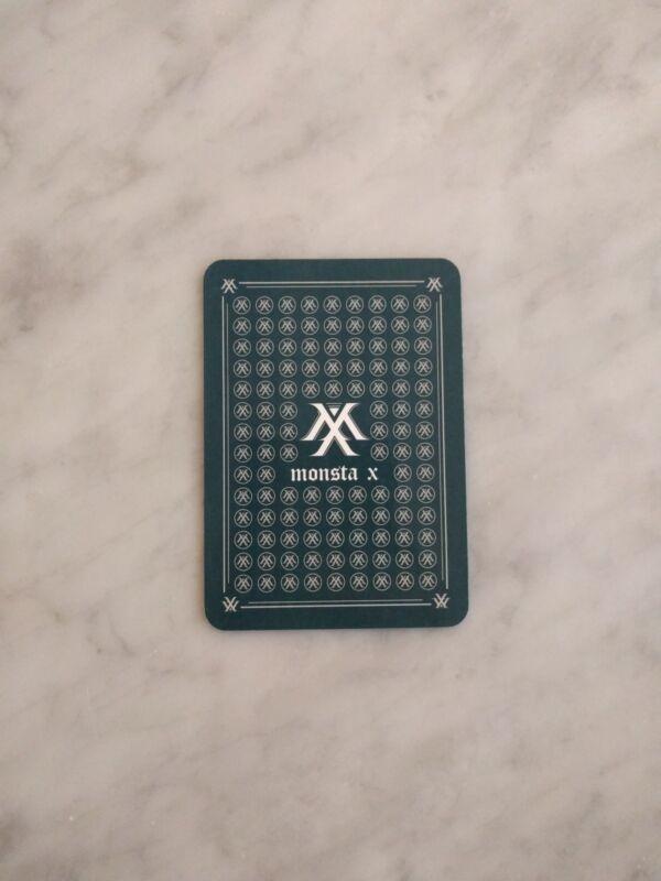 Kihyun PhotoCard Official K-POP 38 MONSTA X 3rd Mini Album All in FOUND Ver 10