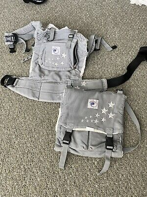 ERGO BABY CARRIER AND DIAPER BAG CHANGING STATION PAD