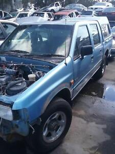 NOW WRECKING HOLDEN RODEO BLUE COLOR ALL PARTS 1993 Dandenong South Greater Dandenong Preview