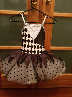 Pierrot Clown Ballet/ Dance Costume x  2