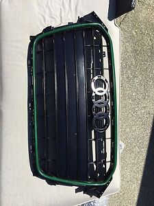 2013 audi a4 stock front grille