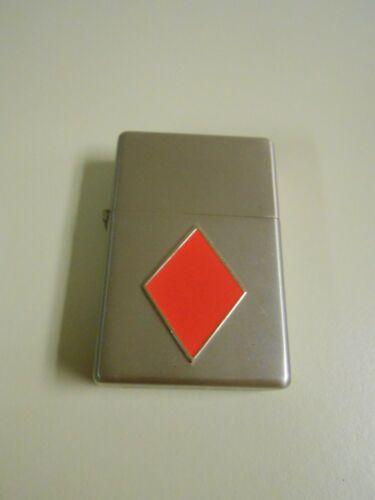 Limited Edition 2006 Suits Lighter Diamond Diamonds Unused Sealed Casino NOS