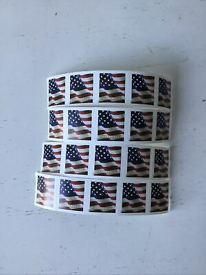 20pcs US postage stamps forever