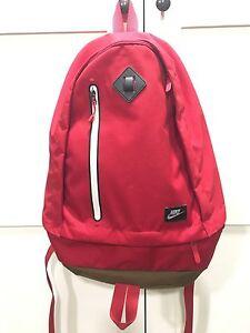Brand New Red Nike Backpack