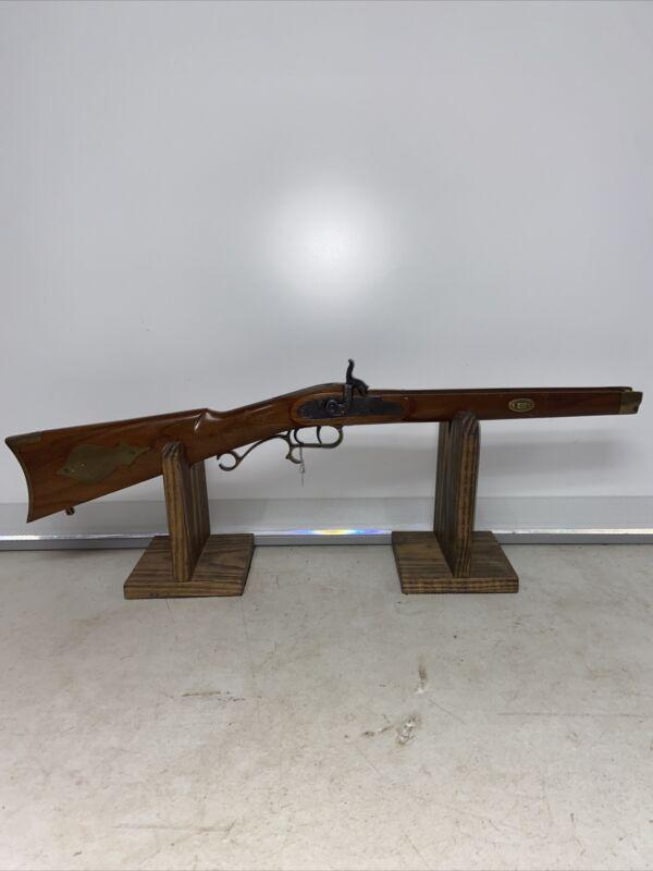 "Thompson Center Hawken Black Powder Rifle Gun Stock W Lock Hardware 15/16"" #1B"