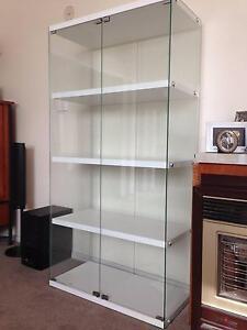 GLASS DISPLAY CABINET Shepparton Shepparton City Preview