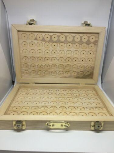 Pathtag  Collectors Briefcase-Poplar