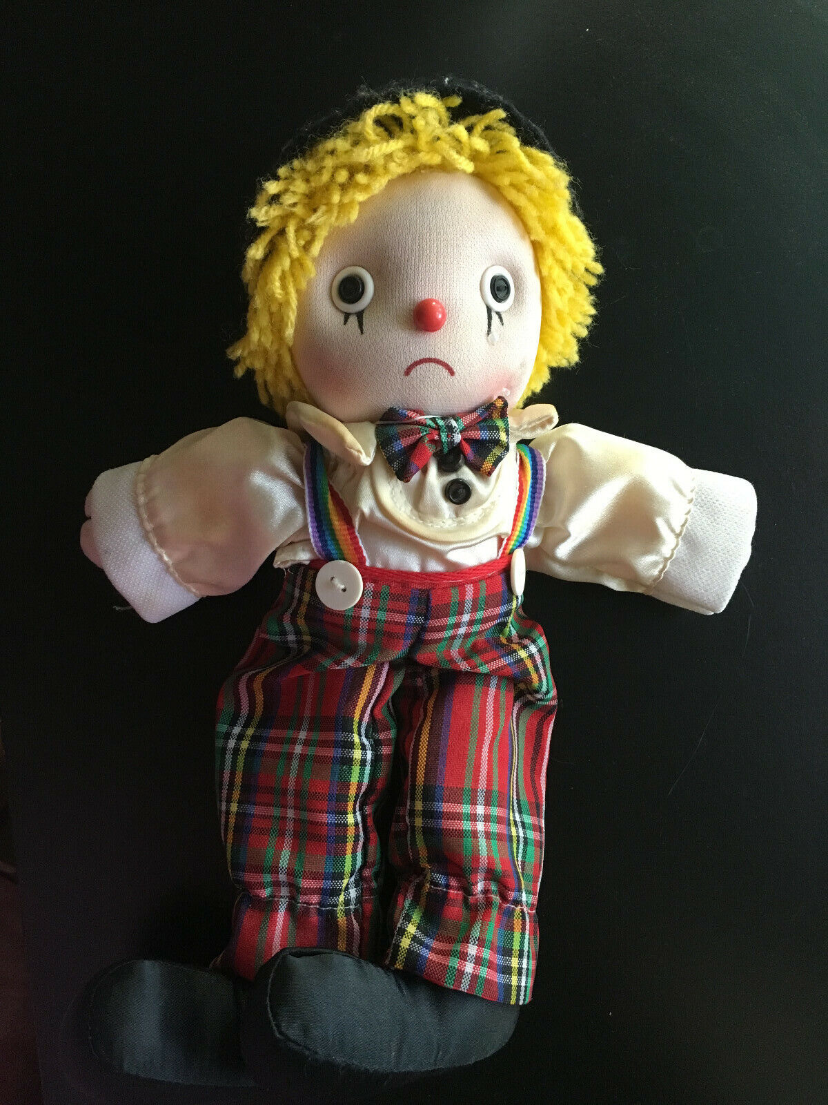 C. Ashton hobo doll by Enesco (1978)