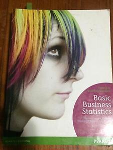 Basic Business Statistics TEXTBOOK Bundoora Banyule Area Preview