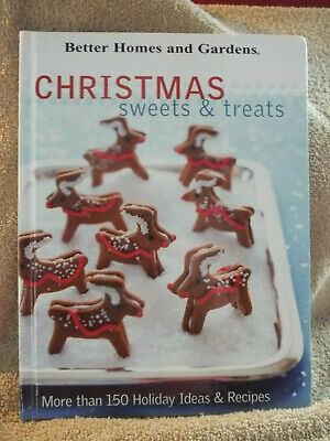 Sweets & Treats Better Homes & Gardens 2005 Kids Crafts Recipes (Best Christmas Crafts For Kids)
