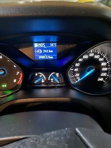 2012 Ford Focus Ambiente 6 Sp Automatic 5d Hatchback