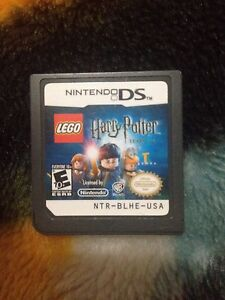 Selling Lego Harry Potter games for Nintendo DS