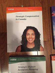 HR textbooks Peterborough Peterborough Area image 3