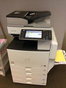 Ricoh Aficio MP5002SP Copy,Fax,Print and Colour Scan Hawthorn East Boroondara Area Preview