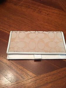 Coach - card / cheque book holder  Kitchener / Waterloo Kitchener Area image 1