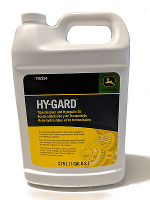 John Deere Original Equipment Gallon-sized Hy-gard Oil - Ty6354 1 Gallon