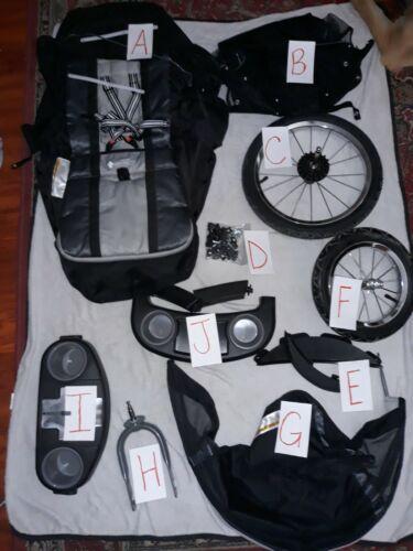 OEM Genuine Parts: Graco Fast Action Jogging Stroller