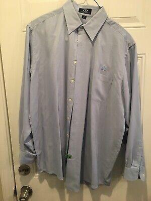 Unc Apparel (UNC University North Carolina Tarheels Blue Long Sleeve Dress Shirt XL)