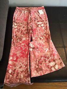 Woman's size large palazzo pants - BNWT