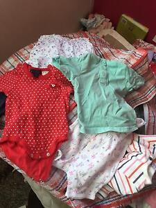 Bags of Baby Girl Clothes. Sorell Sorell Area Preview