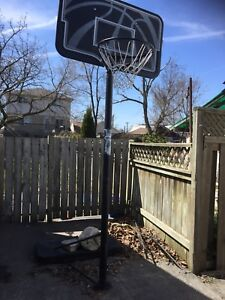 Lifetime heavy duty basketball net great condition