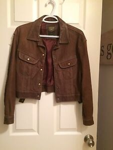 Laurence Roy Leather Jacket