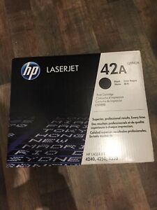 HP laser toner cartridges