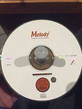 25x blank CDs Melody brand CD-R Moonee Ponds Moonee Valley Preview