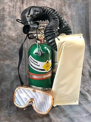 Ocenco Emergency Escape Breathing Device Eebd Supplied Oxygen Respirator Ppe