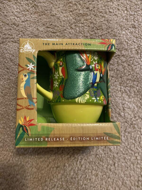 Disney Minnie Mouse Main Attraction May Enchanted Tiki Room Mug Cup