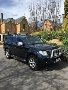 Nissan Pathfinder Stirling Adelaide Hills Preview
