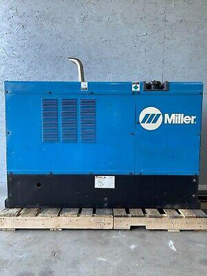 2011 Miller Big Blue 500d Diesel 49hp Welder 36kw Generator 907331 -- 3839 Hours