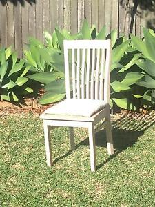 Dining chairs timber set of 6 Sapphire Beach Coffs Harbour City Preview
