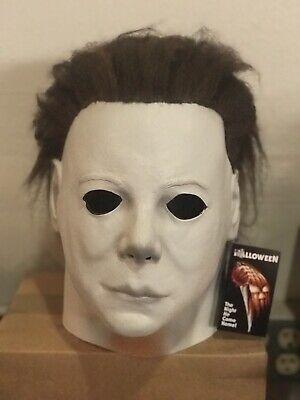 Boogeyman Halloween Mask Michael Myers 1978 by Trick or Treat Studios In