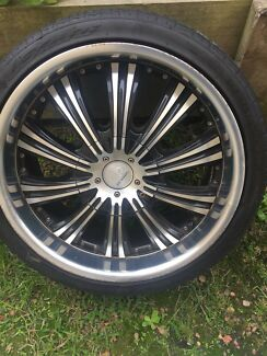 Ve 20inch x4 - 1 is damaged make offer
