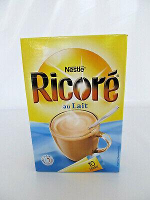 Nestle Ricore Kaffeepulver mit Milch, au Lait 10 Sticks