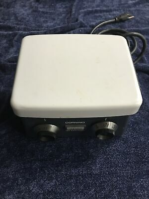 Corning Pc-351 Laboratory Magnetic Stirrer Hot Plate