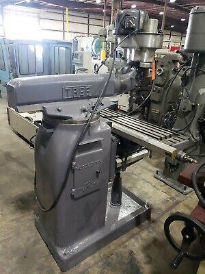 Milling Machine Tree Model 2uvr Knee Mill 591fml