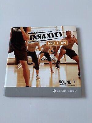 Insanity 7 CD, DVD & Notes