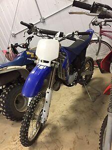 2010  Yamaha yz 85, 20005 xr 80