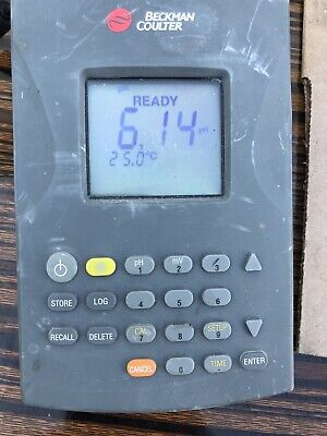 Beckman Coulter Grade A Ph Meter Phi 510 - Hydroponic Excellent Water