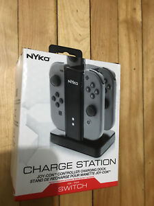 Charge Station for Nintendo Switch unopened $20